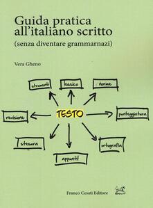 Ipabsantonioabatetrino.it Guida pratica all'italiano scritto (senza diventare grammarnazi) Image