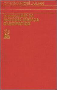 Dizionario di materia medica omeopatica. Vol. 2