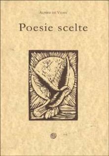 Poesie scelte - Alfred de Vigny - copertina