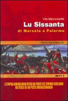Sissanta. Di Marsala a Palermu (Lu) - Vito Mercadante - copertina