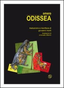 Odissea - Omero - copertina