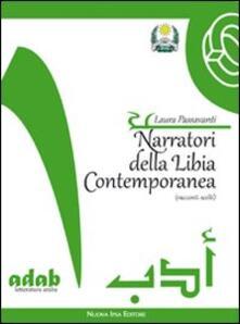 Narratori della Libia contemporanea. Racconti scelti - Laura Passavanti - copertina