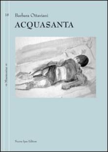 Acquasanta - Barbara Ottaviani - copertina