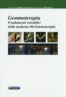 Antondemarirreguera.es Gemmoterapia. Fondamenti scientifici della moderna meristemoterapia Image
