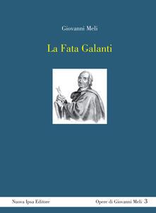 La Fata Galanti - Giovanni Meli - copertina