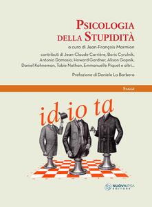 Libro Psicologia della stupidità