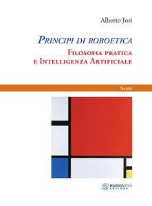 Camfeed.it Principi di roboetica. Filosofia pratica e intelligenza artificiale Image