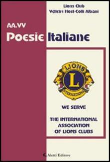Poesie italiane - copertina