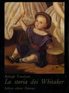 Filippodegasperi.it La storia dei Whitaker Image