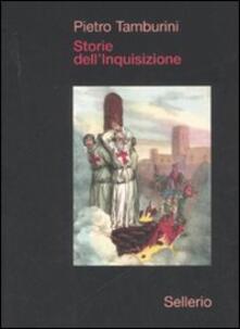 Storie dell'Inquisizione - Pietro Tamburini - copertina