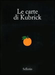 Le carte di Kubrick