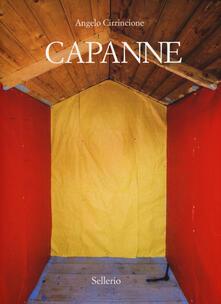 Capanne - Angelo Cirrincione - copertina