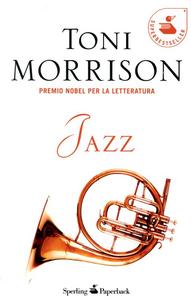 Libro Jazz Toni Morrison
