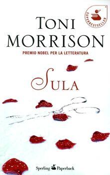 Sula - Toni Morrison - copertina