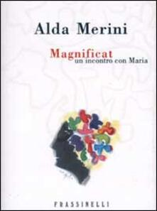 Magnificat. Un incontro con Maria - Alda Merini - copertina