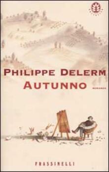 Autunno - Philippe Delerm - copertina