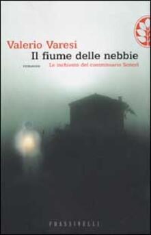 Il fiume delle nebbie - Valerio Varesi - copertina