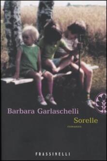 Sorelle - Barbara Garlaschelli - copertina
