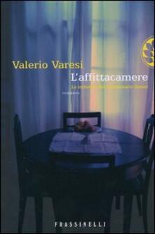 L' affittacamere - Valerio Varesi - copertina