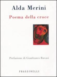 Poema della croce - Alda Merini - copertina