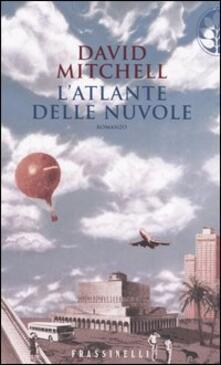 L' atlante delle nuvole - David Mitchell - copertina