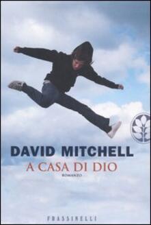 A casa di Dio - David Mitchell - copertina