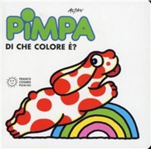 Pimpa: di che colore è?