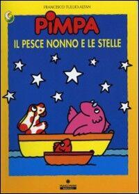 Pimpa, il pesce nonno e le stelle