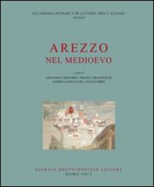 Arezzo nel medioevo - copertina
