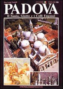 Padova, il Santo, Giotto e i colli Euganei-Padua, the Basilica, Giotto and the Euganeans hills