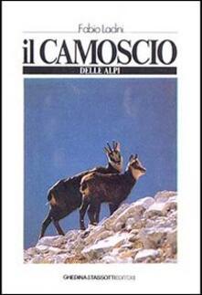 Il camoscio delle Alpi - Fabio Ladini - copertina
