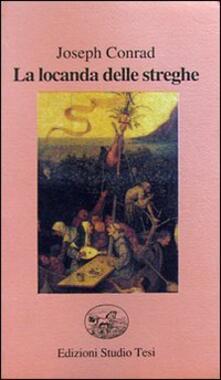 La locanda delle streghe - Joseph Conrad - copertina