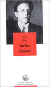 Copertina  Srecko Kosovel