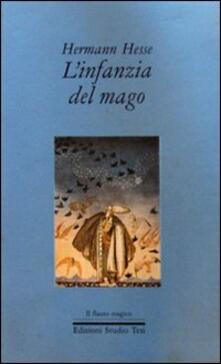 L' infanzia del mago - Hermann Hesse - copertina