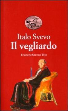 Il vegliardo - Italo Svevo - copertina