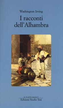 I racconti dell'Alhambra - Washington Irving - copertina