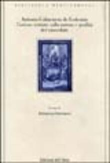Curioso trattato sulla natura e qualità del cioccolato. Testo a fronte. Ediz. bilingue - Antonio Colmenero de Ledesma - copertina