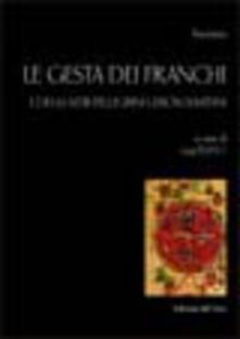 Le gesta dei franchi e degli altri pellegrini gerosolimitani - copertina