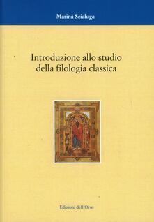 Winniearcher.com Introduzione allo studio della filologia classica Image
