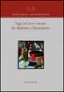 Saggi sul teatro europeo fra Medioevo e Rinascimento - Mauro Canova,José V. Molle - copertina
