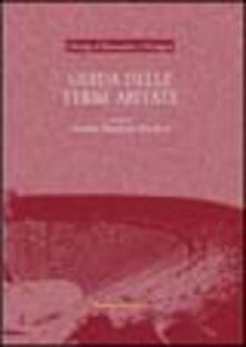 Guida delle terre abitate - Dionisio di Alessandria - copertina