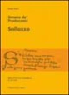 Sollazzo - Simone Prodenzani - copertina
