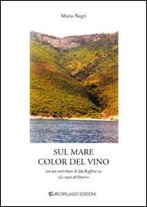 Sul mare color del vino