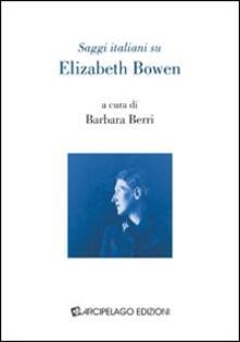 Saggi italiani su Elizabeth Bowen - copertina