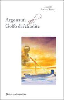 Argonauti nel Golfo di Afrodite - copertina