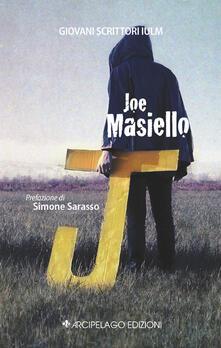 Joe Masiello - copertina