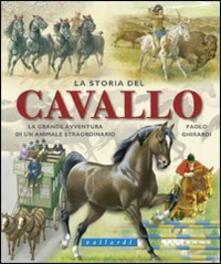 La storia del cavallo - Paolo Ghirardi - copertina