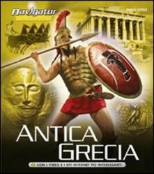 Antica Grecia - copertina