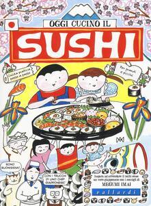 Oggi cucino il sushi - Megumi Imai - copertina