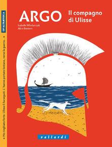 Writersfactory.it Argo. Il compagno di Ulisse Image